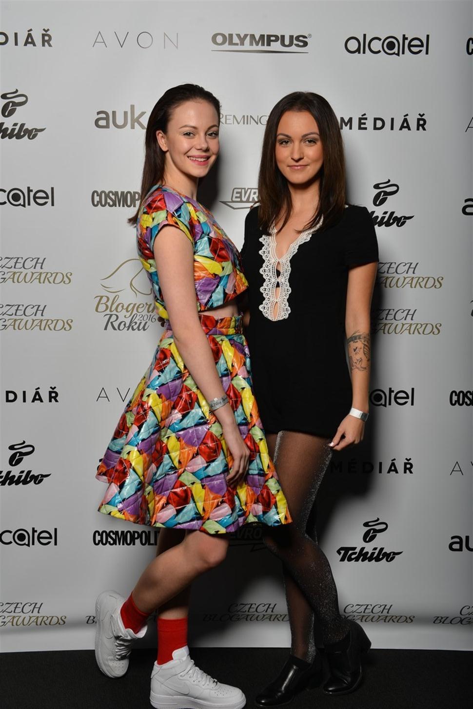 Carrie Kirsten a Iveta Bendl